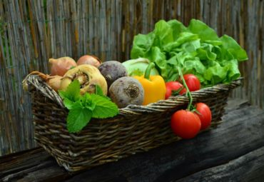 Health benefits of eating organic