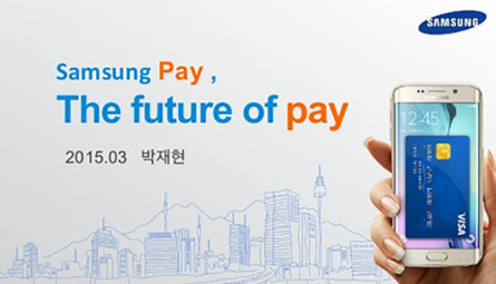 Samsung Pay Will Support Online Shop in World