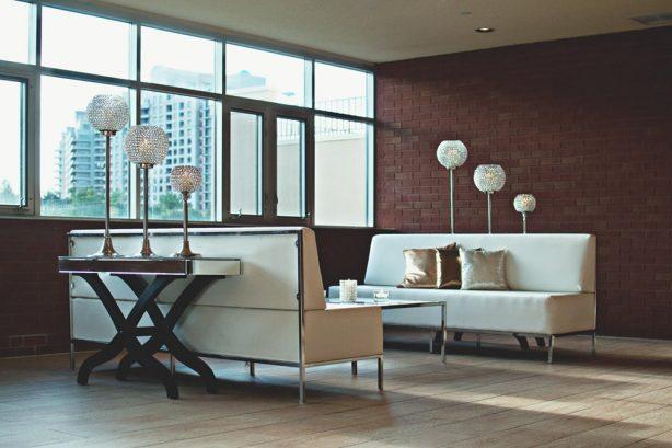 2017 newest nordic modern fabric sofa